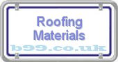 roofing-materials.b99.co.uk